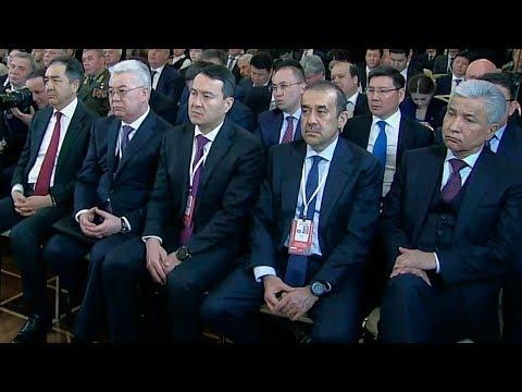 Токаев с Масимовым унизились перед Путиным  / БАСЕ