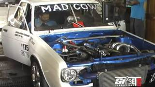 Mad Cow Dyno Test.avi