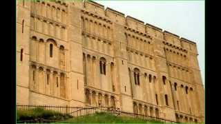 Norwich Castle In English 2014