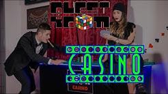 Quest Room Berlin - Casino - Denken, Dollars und Dramatik - Entkommen aus dem Live Escape Room
