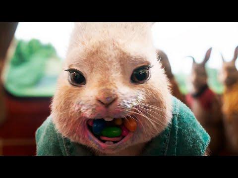 Кролик Питер 2 — Русский трейлер #2 (2020)