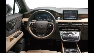 2020 Lincoln Corsair Features, interior Exterior