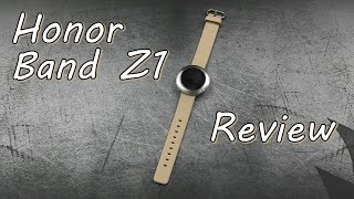 Honor Band Z1 Quick Review – Fitness Tracker or Smartwatch?