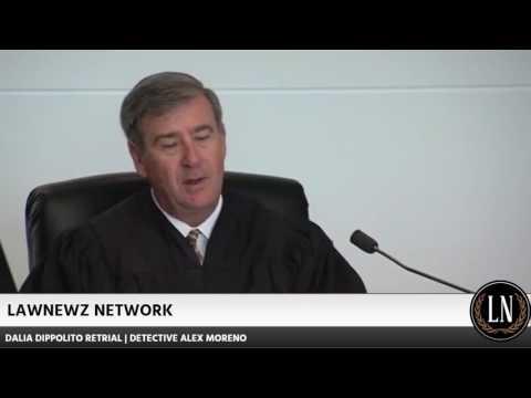 Dalia Dippolito Retrial Day 2 Detective Alex Moreno Testifies 06/09/17