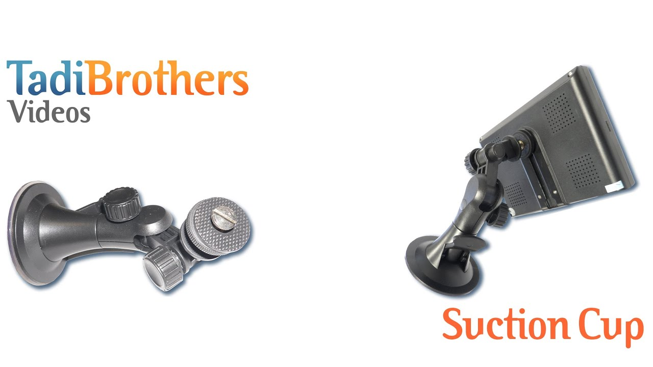 Suction Cup Mount for Backup Camera Systems from www.tadibrothers ...