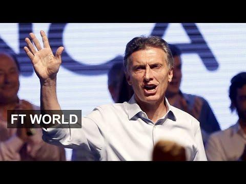 Mauricio Macri on Argentina's elections I FT World