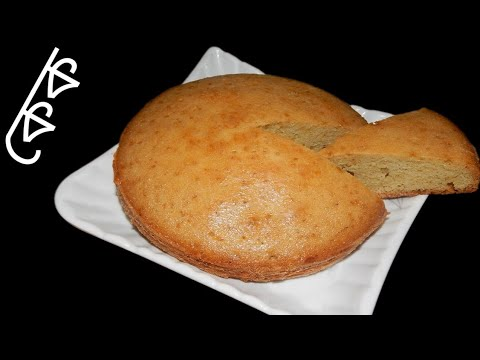 কেক কেনেদৰে বনাৱ / Sponge cake / How to make cake in pressure cooker in Assamese language