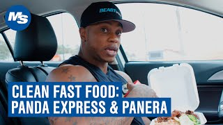 Clean Fast Food: Panda Express & Panera Bread w/ Brandon Hendrickson