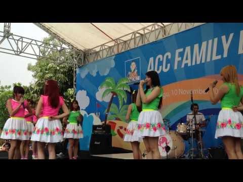 Cherrybelle Pergi ke Bulan #ACCfamilyday at Ocean Park 10-11-2013