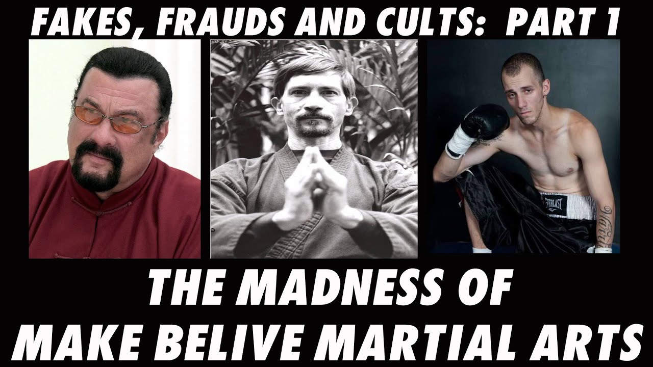 Download THE MADNESS OF MAKE BELIEVE MARTIAL ARTS