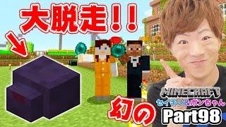 【マインクラフト】幻のPart98!新たなペット飼おうとしたら大変過ぎた・・・【セイキンゲームズ / セイキン夫婦のマイクラ】 thumbnail
