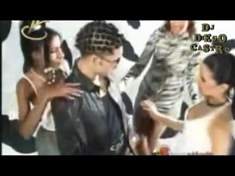 Mix vídeo merengue La tanguita roja La vaca Abusadora Dj Diego Castro