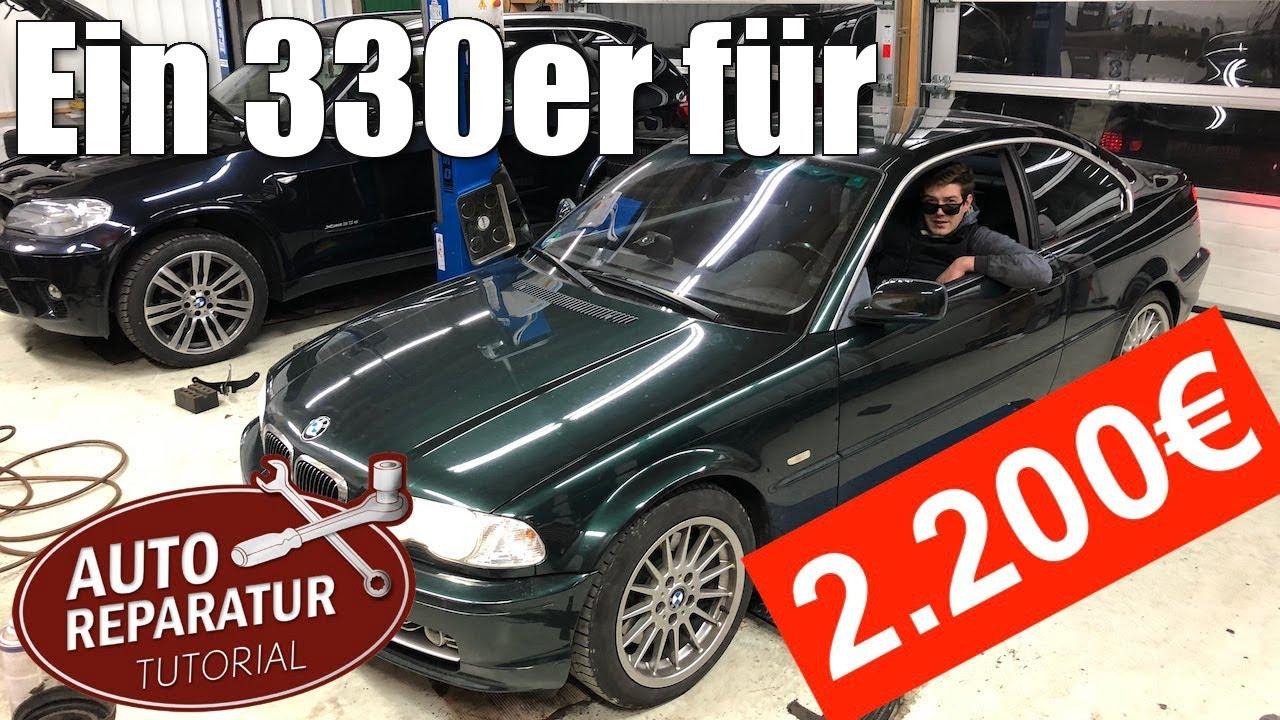 Bmw E46 Projekt Vom 330i Zum Baby M3 Part1 G Power