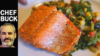 Salmon Recipe quick and easy