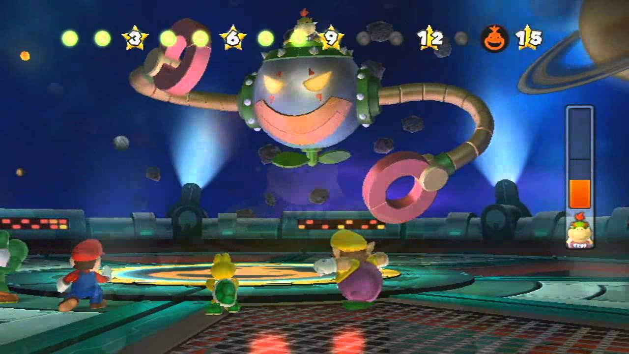 Mario Party 9 Boss Battle Bowser Jr Breakdown