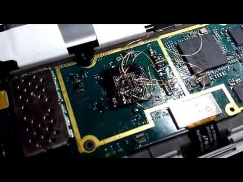 Jumper Emmc Samsung Tab 2 Gt P3100 Done Youtube