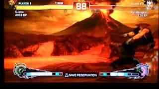 ICMY SSF4 Online Casual Match: Makoto (Kali Mangkali) vs Akuma