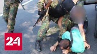 В Донецке задержали шпиона СБУ