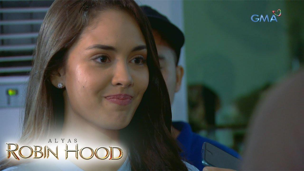 Alyas Robin Hood: Sarri saves the baby | Episode 28