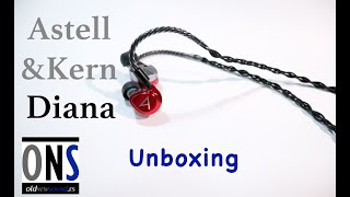 Astell&Kern Diana | Unboxing