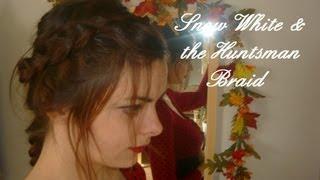 Snow White & the Huntsman braid