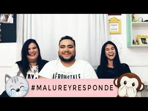 #MALUREYRESPONDE - Halana Ferreira