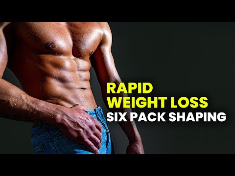 Rapid Weight Loss Binaural Beats, Six Pack Shaping | Tone Up your Body | Good Vibes