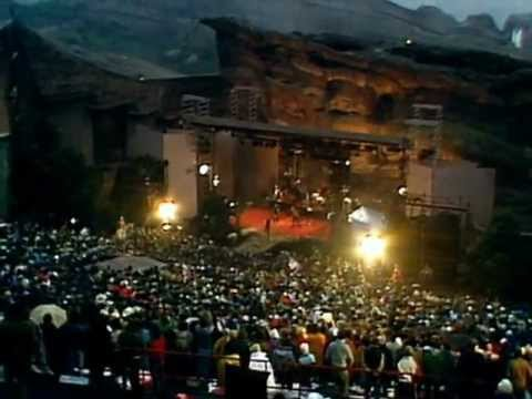 U2 - Live at Red Rocks (1983) PART 1