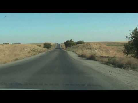 BUCHARA SILK ROAD ADVENTURE   Bucketlist Trips to Central Asia - Desert Highway Uzbekistan #Silkroad