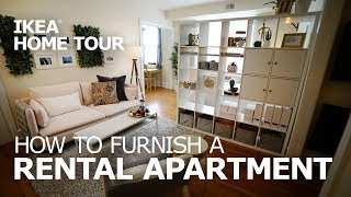 First Studio Apartment Ideas - IKEA Home Tour (Episode 402)