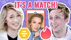 WHY WE'RE BAD AT DATING APPS