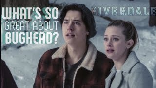 what is so great about bughead   riverdale
