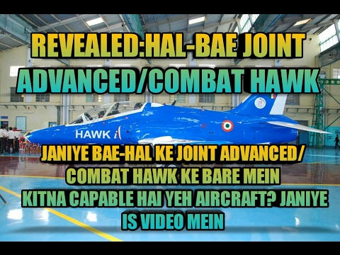 REVEALED: The BAE-HAL Joint 'Advanced/COMBAT Hawk'