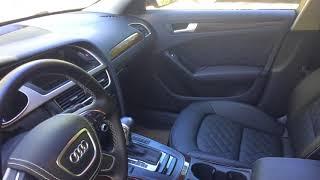видео Audi A4 | Текущий уход и обслуживание | Ауди А4