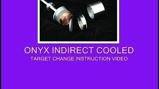 ONYX-2  Sputtering Target Change