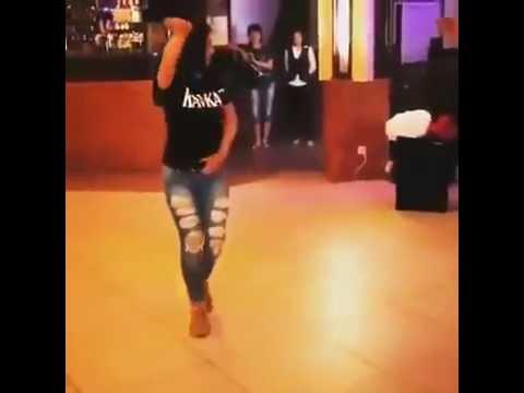 Qizin toyda super Lezginka Reqsi YENI 2016 - YouTube