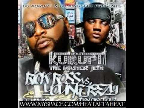 Young Jeezy ft. Rick Ross - Straight Out The Rarri **NEW**
