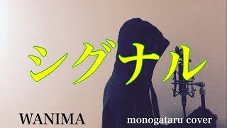 【フル歌詞付き】 シグナル - WANIMA (monogataru cover) thumbnail
