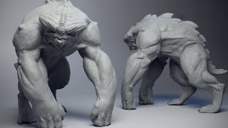FlippedNormals: Sculpting the Base
