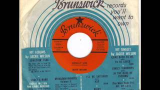 JACKIE WILSON -  I