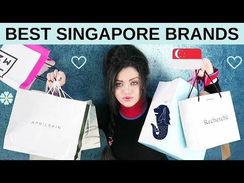 WHAT ARE THE BEST BRANDS TO SHOP IN SINGAPORE ???