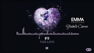 BTS (방탄소년단) - Fake Love (Eso Remix Ft. Emma Heesters, Ysebella Cuevas)
