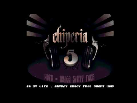 The Chiperia Project Issue #5 - Amiga Music Disk (50 FPS)