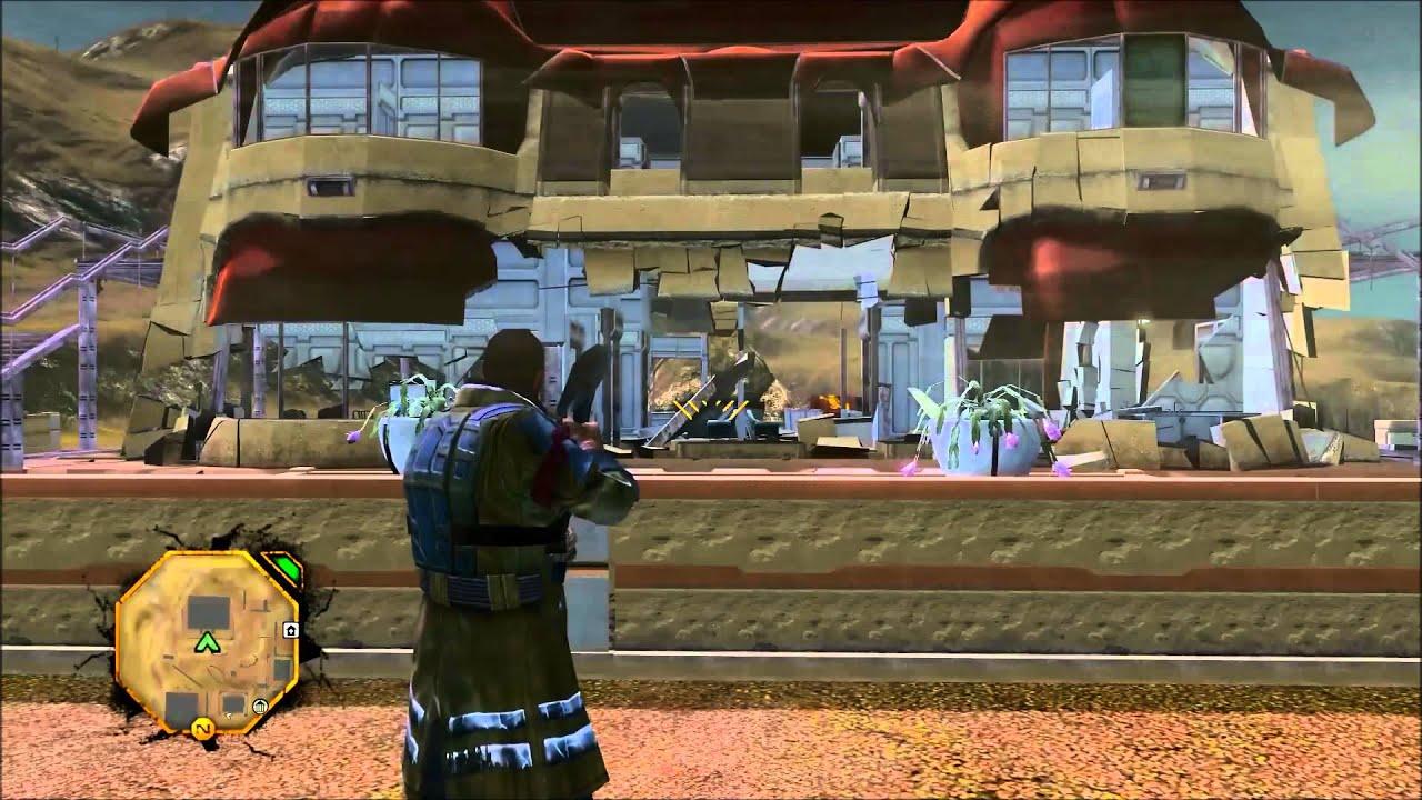 red faction guerrilla destruction