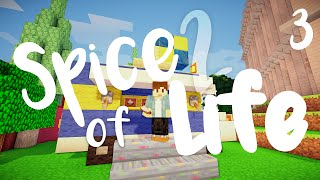 COOL FOR THE SUMMER - SPICE OF LIFE 2 (EP.3) | Modded Minecraft Roleplay