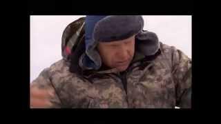 Зимняя рыбалка Нижняя Волга - Енотаевка часть2