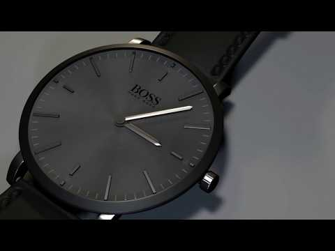 Modeling - Realistic Hugo Boss Watch Uhr 3DS Max
