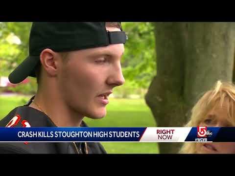 Stoughton H.S. community mourning students killed in crash