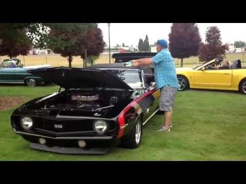 Cars Show 2013 Linn County Fair Albany Oregon