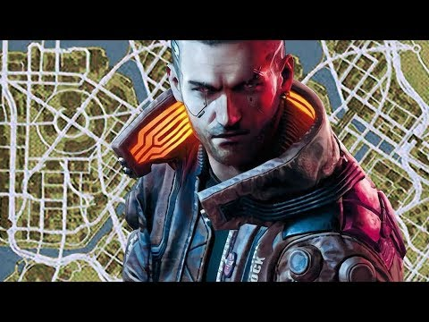 Cyberpunk 2077 Map REVEALED - Smaller Than Witcher 3 thumbnail